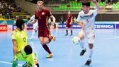 Thua 0-7, tuyển Futsal Việt Nam dừng bước