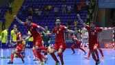 Brazil bất ngờ bị Iran loại khỏi tứ kết