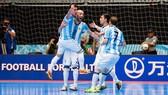 Argentina gặp Bồ Đào Nha tại bán kết FIFA Futsal World Cup 2016
