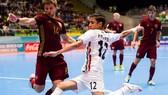 Nga lần đầu tiên vào chung kết FIFA Futsal World Cup