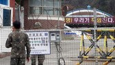 Nổ tại căn cứ quân sự Hàn Quốc, 23 người bị thương