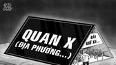 Hà Nội: Các điểm giữ xe trước cổng cơ quan nhà nước đều không phép