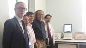 Tiếp cận công nghệ xét nghiệm đột biến gen EGFR cho người ung thư phổi