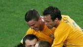 Australia 2-2 Croatia