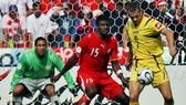 Ukraine wins over Tunisia