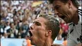 Germany Enters Quater-Finals