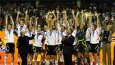 Germany crowned, USA take bronze