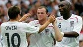 Rooney on target as England cruise