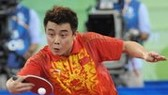 China Guaranteed Olympic Table Tennis Gold after Sweden's Veteran Falls
