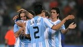 Olympics: Messi to the Fore in Late Gold Rush at Olympics