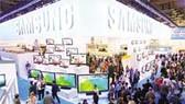 Samsung củng cố vị trí dẫn đầu tại triển lãm CES 2007
