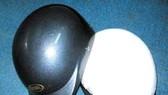 Tiêu hủy nón bảo hiểm kém chất lượng