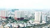 Khu dân cư phường 25, quận Bình Thạnh sẽ phân thành hai vùng