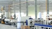 Thiết bị sản xuất ống nhựa PVC