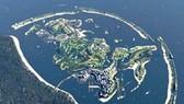 Xây đảo nhân tạo làm làng Olympic