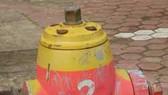 Quảng Ngãi: Báo động mất cắp van trụ nước chữa cháy