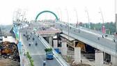 Đường nối cầu Thủ Thiêm với đại lộ Đông Tây: Phấn đấu hoàn thành trước 30-6-2008