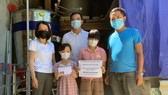 Báo SGGP trao 26,4 triệu đồng cho gia đình chị Lê Thị Yến
