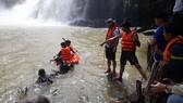 Gia Lai: Tìm thấy thi thể 3 thanh niên mất tích ở thác nước