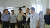Đắk Lắk thành lập khu cách ly tiếp nhận khám bệnh nhân viêm nhiễm đường hô hấp