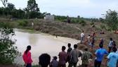 Đắk Nông: Hai cháu bé đuối nước thương tâm