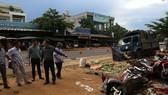 Tài xế gây vụ tai nạn liên hoàn ở Đắk Nông khai do xe mất thắng nên tông các xe cùng chiều để dừng lại