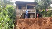 Sạt lở nghiêm trọng ở dự án đường ngàn tỷ ở Đắk Nông