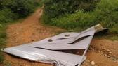 Đắk Lắk: Gió lớn, một người bị tôn bay trúng tử vong
