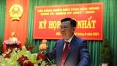 Đồng chí Hồ Văn Mười giữ chức Chủ tịch UBND tỉnh Đắk Nông