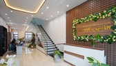 Một trong những không gian kinh doanh hiệu quả tại  tầng 1 dự án Lakeside Infinity được khách hàng chia sẻ