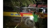 Xe khách lao xuống vực ở đèo Lò Xo, 1 người chết, 19 người bị thương