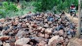 Kiểm tra, giám sát không để xảy ra khai thác mỏ quặng sắt trái phép