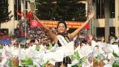 Hàng ngàn người tham dự Lễ hội đường phố ở Buôn Ma Thuột
