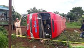 Tai nạn liên hoàn, 3 người thương vong