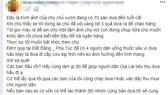 Trang Facebook đăng tải thông tin 4 người tự tử vì dưa hấ