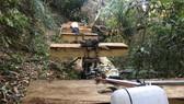 Mở rộng điều tra vụ nhóm lâm tặc vận chuyển gỗ lậu