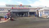 Bệnh viện nhi Gia Lai, nơi vẫn đang điều trị cho người nhiễm bạch hầu