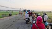 Thêm 3 ca dương tính với SARS-CoV-2 ở Gia Lai, phong tỏa 1 thị xã và 1 huyện