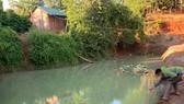 Gia Lai: Tắm hồ, 1 cháu bé đuối nước thương tâm