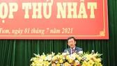 Bí thư Tỉnh ủy Kon Tum được bầu giữ chức Chủ tịch HĐND tỉnh