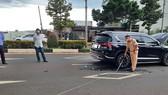 Vụ tông xe, nổ súng ở TP Pleiku: Công an làm việc với 6 đối tượng
