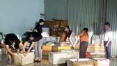 Kon Tum hỗ trợ người dân TPHCM 70 tấn gạo, cá