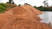 Gia Lai: Làm rõ trách nhiệm tổ chức, cá nhân để xảy ra khai thác cát trái phép