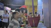 Hội sách diễn ra từ ngày 15-11 đến ngày 17-11 tại Trung tâm Văn hóa thể thao và học tập cộng đồng phường Khuê Trung (135 Ông Ích Đường, quận Cẩm Lệ).