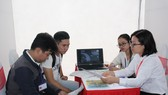 Lĩnh vực tuyển dụng trong ngày hội tương đối đa dạng, chủ yếu các lĩnh vực về kĩ thuật, y tế, kinh doanh-sản xuất,...