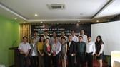 Hội thảo có sự tham gia của nhiều đơn vị nhằm góp ý phát triển hệ sinh thái khởi nghiệp Đà Nẵng