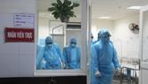 Tại Bệnh viện Đà Nẵng, 11 giờ 20 ngày 18-3, tình trạng bệnh nhân ổn định, không sốt, không ho, không khó thở, các chỉ số sức khỏe trong giới hạn bình thường
