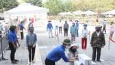 Tính đến 16 giờ ngày 19-4, ban tổ chức đã tiếp nhận ủng hộ từ quý doanh nghiệp, các nhà hảo tâm với tổng trị giá 135 tấn gạo, 4 máy ATM gạo, 150 triệu đồng tiền mặt, hơn 15.000 khẩu trang và nhiều ủng hộ bằng hiện vật khác