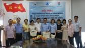 """Sáng 20-6, Sở TN-MT, Sở Công thương, tổ chức Quốc tế về Bảo tồn thiên nhiên (WWF) tổ chức họp bàn triển khai thực hiện Dự án """"Đô thị giảm nhựa tại thành phố Đà Nẵng"""""""