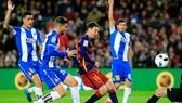 Messi sẽ có cơ hội ghi thêm bàn thắng trong cuộc đua giành giải Giày vàng